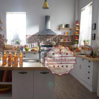 muhtesem mutfak tasarimi